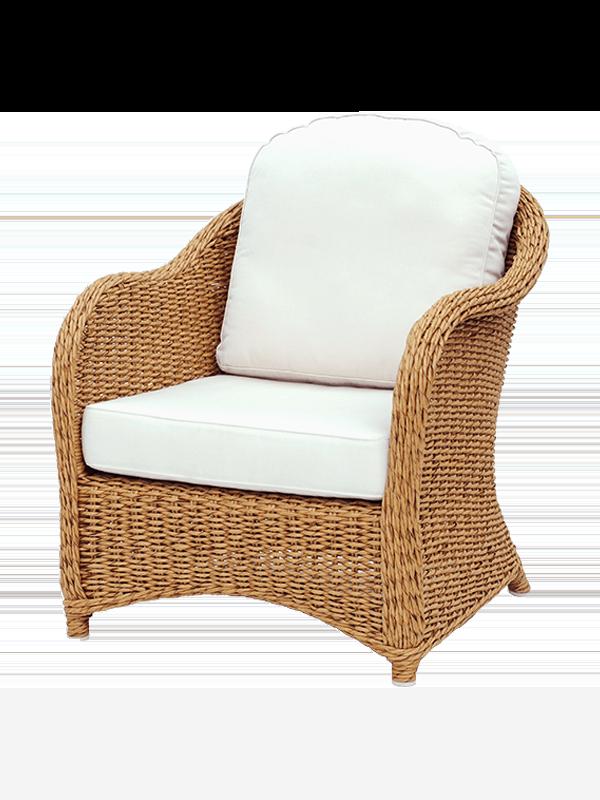 Cushion in an office lobby